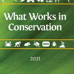 Read more at: What Works in Conservation 2021